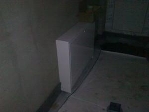 rozvaděč podlahového topení