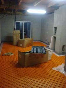 obývací pokoj podlaha
