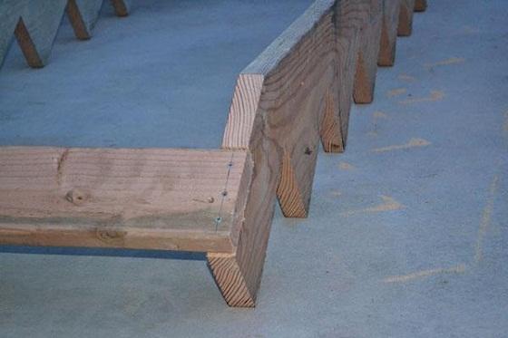 Návod Na Stavbu Dřevěného Schodiště Stavíme Si Domečekcz