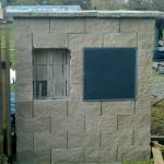 2.Stavba pomníčku