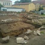 8.Příprava výkopů na betonování