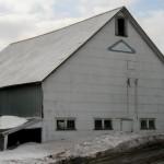 Další krásně zrekonstruovaná stodola