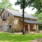 Zrekonstruovaná stodola