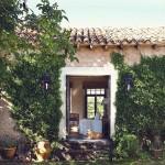 Španělský kamenný dům