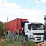 Víkendový domek z kontejneru