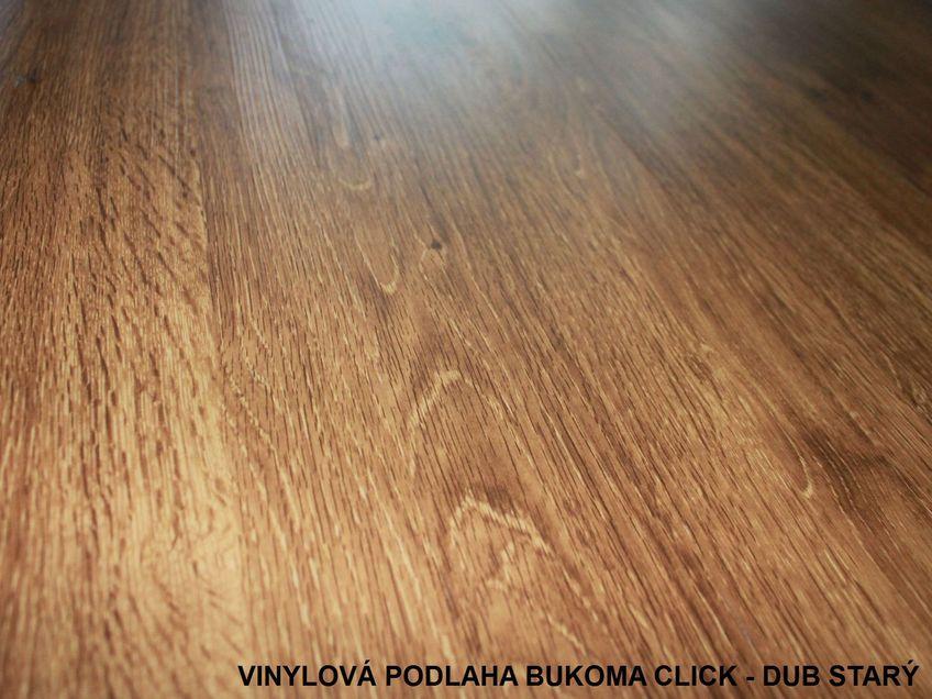 BUKOMA CLICK - Dub starý 3