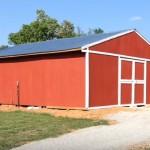 Video: Jak si sám postavit stodolu
