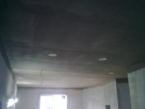 Sádrokartonový strop postup
