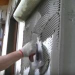 Video: Jak se natahuje lepidlo na fasádní polystyren