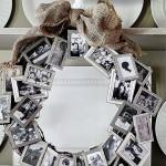 Jak přeměnit rodinné fotky na zajímavé dekorace