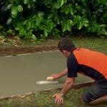 Jak udělat betonovou desku