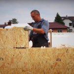 Postavte si sami dům z velké stavebnice