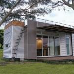Nová móda – kontejnerový dům.