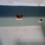153.Strop na záchodě