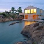 10 krásných domů u vody