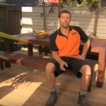 Video: Jak udělat dřevěnou terasu