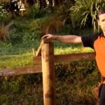 Video: Jak postavit dřevěnou opěrnou zeď – 1.část