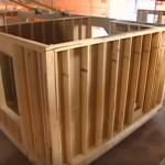 Video: Továrna na modulové domy