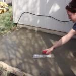 Video: Jak vybetonovat základovou desku pro přístřešek