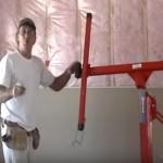 Video: Jak jednoduše udělat sádrokartonový strop
