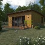 Montovaný dům série Lounge 30m2