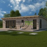 Montovaný dům Lounge 55 m2