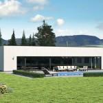 Nízkoenergetický (pasivní) rodinný dům Xenon